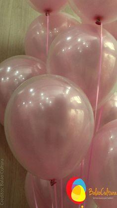Balão Duplo perolizado. Balão Cultura. Consulte nos www.balaocultura.com.br