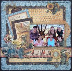 Graphic 45 - French Country | Scrapbooking