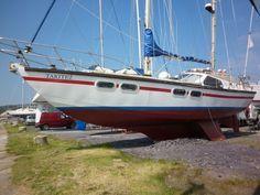 1978 44ft TRIPLE KEEL KETCH Sail Boat For Sale - www.yachtworld.com
