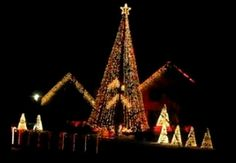 WNY Deals and To-Dos!: Holiday To-Do: Check out the Dancing Lights of Clarence (FREE)