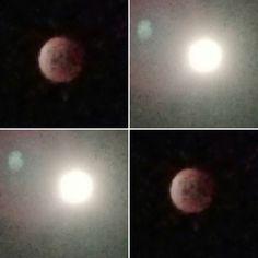 De super maansverduistering vannacht.