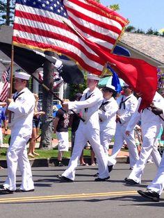 US Navy, Coronado July 4 parade. photo (c)MaryPB