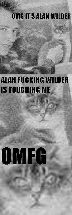 Alan Wilder.