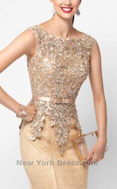 313236b521 Alyce 5822 Dress - NewYorkDress.com Vestido De Renda