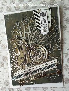 carte maniak defi 153 metallique