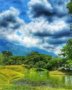 """""""Parque del Este /Generalísimo Francisco de Miranda.  Caracas. Venezuela.  Actualmente el parque se ubica en parte de los terrenos de antigua hacienda San…"""""""