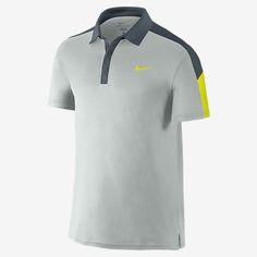 Nike Team Court Men s Tennis Polo 43b57a2539036