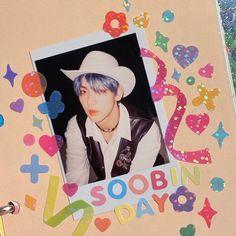 Book Journal, Journals, Kpop Merch, Kpop Aesthetic, Photo Cards, Bujo, Instagram Feed, Cute Cats, Boy Groups