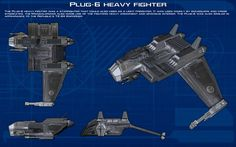 Plug 6 heavy fighter ortho [New] by unusualsuspex on DeviantArt