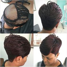 Interesting Hairdressing Tips You Should Use – Hair Wonders Short Sew In Hairstyles, 27 Piece Hairstyles, Quick Weave Hairstyles, Black Girls Hairstyles, Twist Hairstyles, Curly Hair Styles, Natural Hair Styles, Hair Restoration, Hair Affair