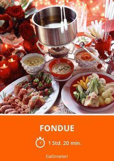 Fondue - smarter - Zeit: 1 Std. 20 Min.   eatsmarter.de