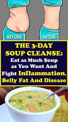 The body needs to be cleansed form time to time, in fact nowadays due to the excessive presence of numerous toxins it may need more frequently a detox treatment. Weight Loss Detox, Weight Loss Drinks, Healthy Detox, Healthy Drinks, Healthy Food, Stay Healthy, Healthy Weight, Healthy Living, Soup Cleanse