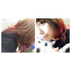 ちな み! @chinamiii15 newcolor(*´˘`*)...Instagram photo | Websta (Webstagram)