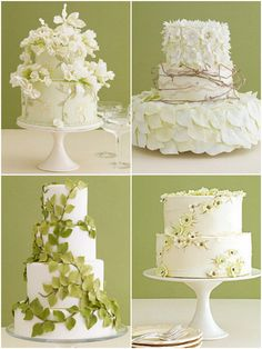 Inspired by the Great Cake Debate: Fondant Vs. Buttercream | Inspired by This Blog