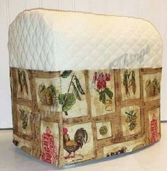 Check out this item in my Etsy shop https://www.etsy.com/listing/230380336/cream-quilted-farmers-market-cover-for