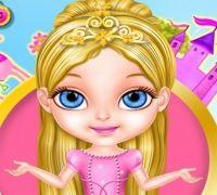 Bebek Barbie Prenses Modası