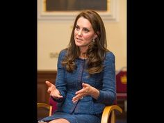 Duchess of Cambridge made a surprise visit to King's College Hospital in...