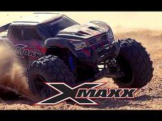 RC HUB - NEW!!! TRAXXAS X MAXX ........SLIDESHOW - DUBSTEP - YouTube