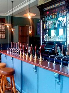 The 12 Real-Ale Pubs To Check Out This Weekend+#refinery29