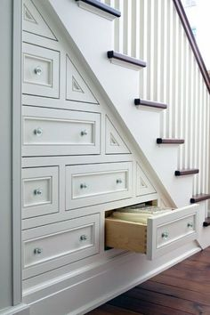 We have been involved in hundreds of loft converison projects throughout the Nor Understairs Storage converison hundreds involved Loft Projects Staircase Storage, Loft Stairs, Stair Storage, Staircase Design, Hidden Storage, Under Stairs Storage Drawers, Stair Shelves, Wood Staircase, Loft Room