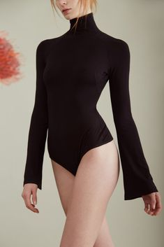 Kate - cotton bodysuit by Marika Vera