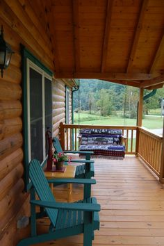Columbus Log Cabins by Blue Ridge Log Cabins