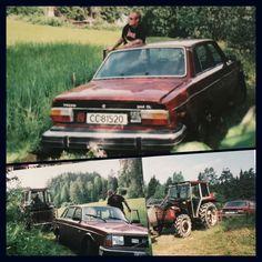Volvo 244DL 1974