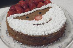 Yummy Cookies, Beautiful Christmas, Cake Art, Christmas Cookies, Sweet Recipes, Cake Decorating, Cheesecake, Food And Drink, Birthday Cake