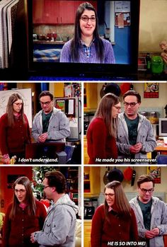 SHAMY! The Big Bang Theory - Amy Farrah Fowler