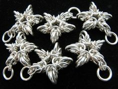 Stars chainmaille