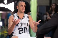 "Manu Ginobili: ""We have to adapt to LaMarcus Aldridge and he to us"" - Pounding The Rock"