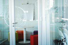 Vitrophanie bureaux > AOS > Architecture > Lyon