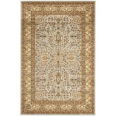 @Overstock - Safavieh Lyndhurst Persian Treasure Grey/ Beige Rug (6' x 9') - An intricate Oriental design and dense, thick pile highlight this power-loomed rug. This rug combines great styling and comfort with a durable powerloomed construction making this ultra low shedding rug easy to maintain.    http://www.overstock.com/Home-Garden/Safavieh-Lyndhurst-Persian-Treasure-Grey-Beige-Rug-6-x-9/7725307/product.html?CID=214117  $167.39