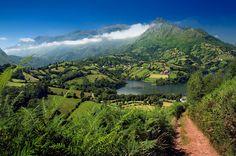 Asturias siempre verde-