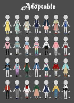 Anime Outfits Drawing Deviantart The post Anime Outfits Drawing Deviantart appeared first on Casual Outfits. Manga Clothes, Drawing Anime Clothes, Fashion Design Drawings, Fashion Sketches, Drawing Fashion, Clothing Sketches, Drawing Challenge, Art Reference Poses, Character Outfits