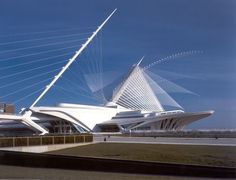 Santiago Calatrava, Milwaukee Museum of Art