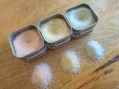 Epsom Bath Salts Trio Gift Set Detox French Clays Essential Oils Relaxation by GlasgowSoapCompany on Etsy