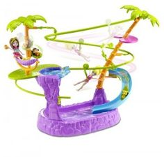 Summer Fun with Polly Pocket!