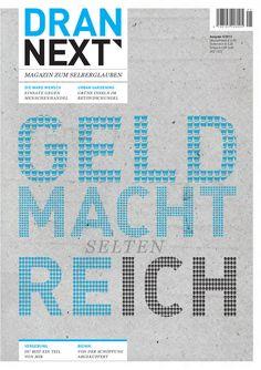 Money makes the world go round: DRAN NEXT Ausgabe 5/2013