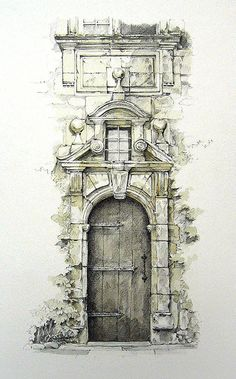 de la Coste, Grezels, Lot, France I love travel sketches. Reminds me of a sketch trip in the south of France. Shared by Bleck Consulting.I love travel sketches. Reminds me of a sketch trip in the south of France. Shared by Bleck Consulting. Drawing Sketches, Art Drawings, Drawing Ideas, Architecture Drawings, Sketches Of Buildings, Watercolor Architecture, Architecture Portfolio, Urban Sketching, Painting & Drawing