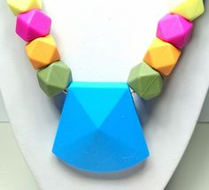 Mother and Baby Teething Necklace - KAH Jewellery Design Teething Jewelry, Baby Jewelry, Teething Necklace, Teething Stages, Baby Teething, Mother And Baby, Craft Work, Simply Beautiful, Pendant Jewelry