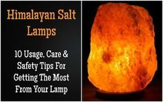 Do Salt Lamps Work Enchanting Drying Out A Sweating Salt Lamp  Pinterest  Himalayan Salt