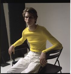 THE GREATEST #7 THE LOVE ISSUE  PHOTO ALESSANDRO FURCHINO FASHION EDITOR MATTEO GRECO  MODEL ERIK VAN GILS - Elite Model Management  MAKE UP SARA MIERAU - WM Management HAIR ARMANDO CHERILLO - ATOMO MANAGEMENT  TOTAL LOOK JIL SANDER  SS15