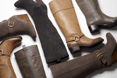 Boots, one of the only good things about cold-weather coming...