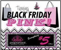 Turning Black Friday Pink
