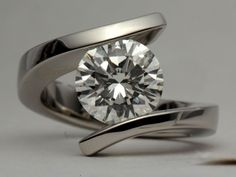 sure, every girl thinks her engagement ring ranks far above the others. no…