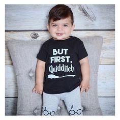 •BUT FIRST, QUIDDITCH• There's only a few left in the shop, go snag yours before they're gone! 😍 • • • • • • #cutekidsclub #igfashion #kidzootd #instagram_kids #trendykiddies #babiesofinstagram #kidzfashion #kidslookbook #kids_stylezz #thechildrenoftheworld #igkiddies #kidsfashion #toddlerfashion #mommy #mommylife #mom #momlife #allmommedout #quidditch #magic #mischief #mischiefmanaged #hogwarts #harrypotter