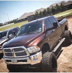 #Diesel #trucks Dodge Trucks Lifted, Dodge Diesel Trucks, Dodge Ram Diesel, Cummins Turbo Diesel, Lowered Trucks, Dodge Cummins, Peterbilt Trucks, Ram Trucks, Pickup Trucks