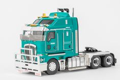 Kenworth K200 Model Truck Highly Detailed, Limited Edition Collectable.