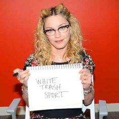 Madonna's Opinion On 10 Completely Random Things